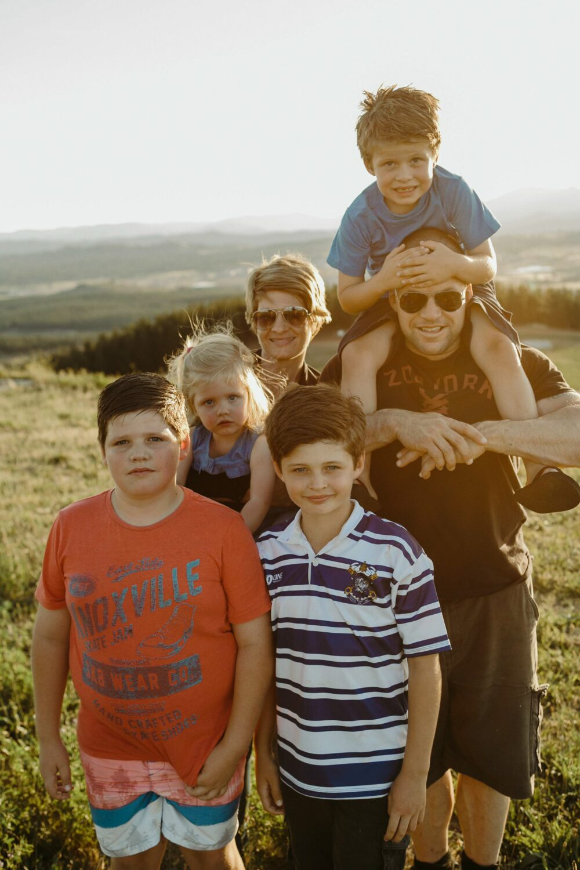 Family Fun Photoshoot Hobart Photographer
