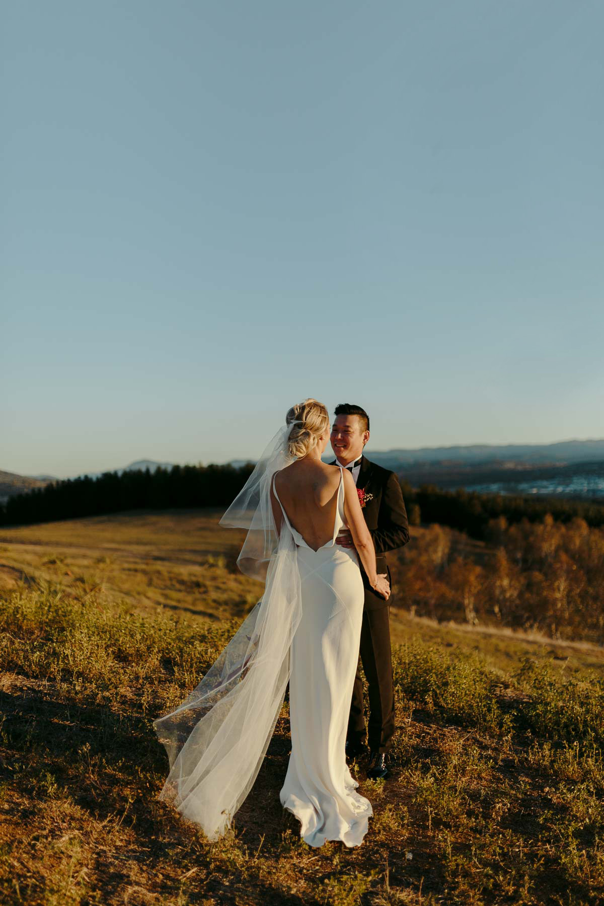 art gallery canberra wedding across the forest