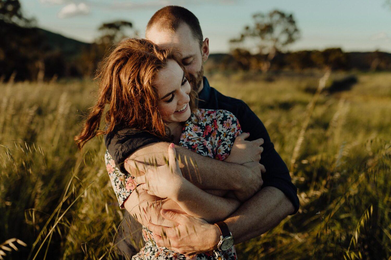 Couples Photo Shoot Hobart Wedding Photographer