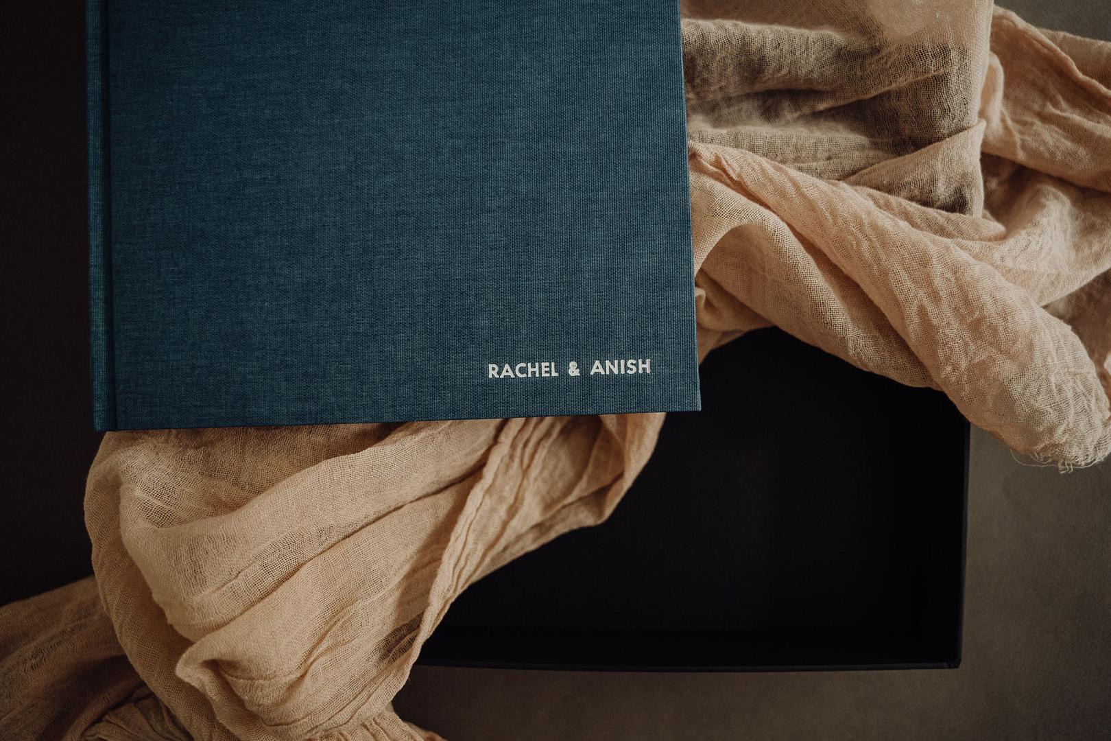Tasmania Photographer Wedding Book