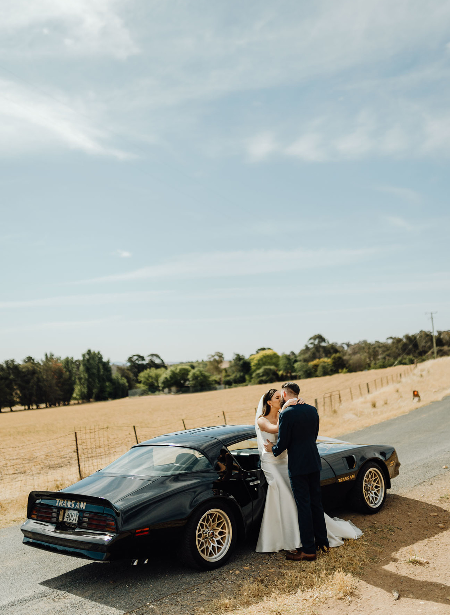 Tasmania Farm Wedding