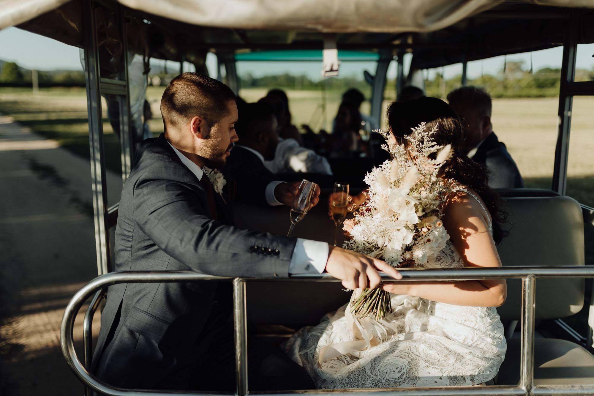 Summer Farm Wedding